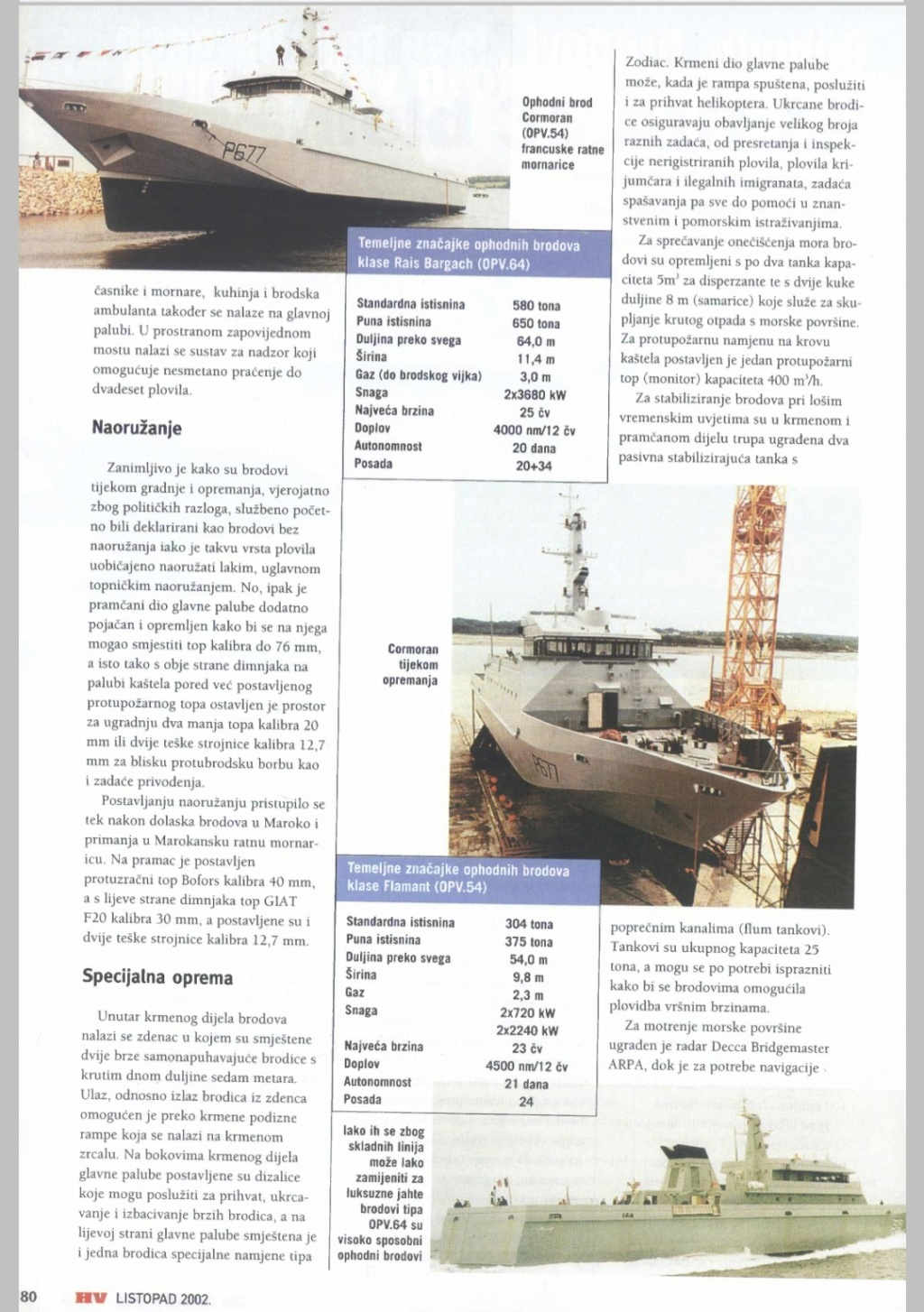 Royal Moroccan Navy Patrol Boats / Patrouilleurs de la Marine Marocaine - Page 14 20200118