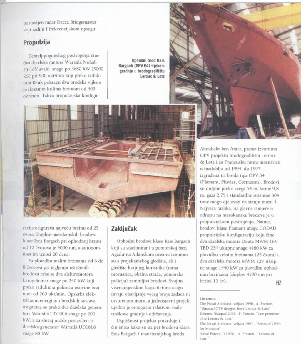 Royal Moroccan Navy Patrol Boats / Patrouilleurs de la Marine Marocaine - Page 14 20200119