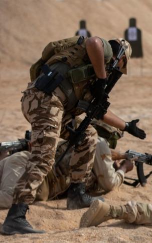 Photos de nos soldats et des Bases Marocaines - Page 7 20200224