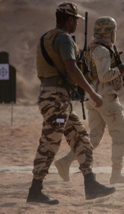 Photos de nos soldats et des Bases Marocaines - Page 7 20200225