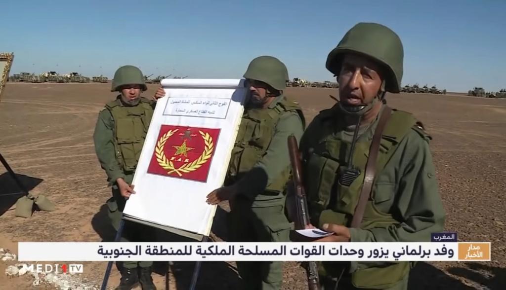 Photos de nos soldats et des Bases Marocaines - Page 7 20200312