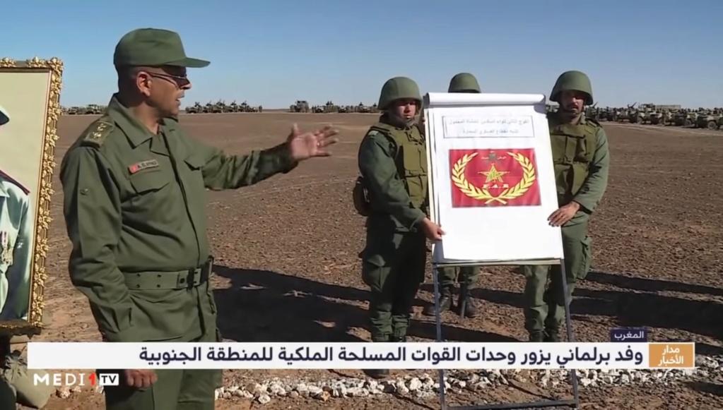 Photos de nos soldats et des Bases Marocaines - Page 7 20200314