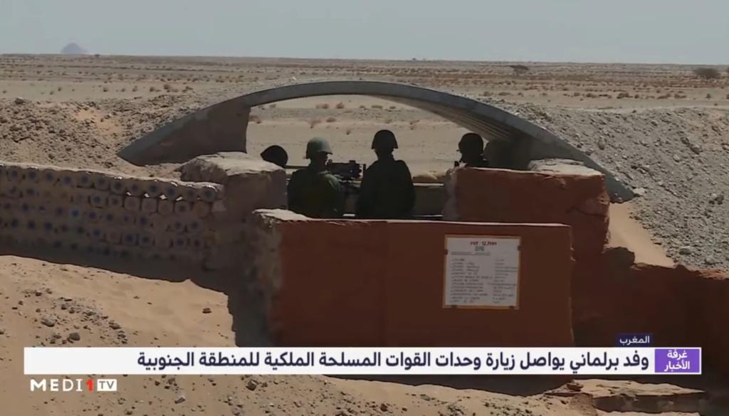 Photos de nos soldats et des Bases Marocaines - Page 7 20200315