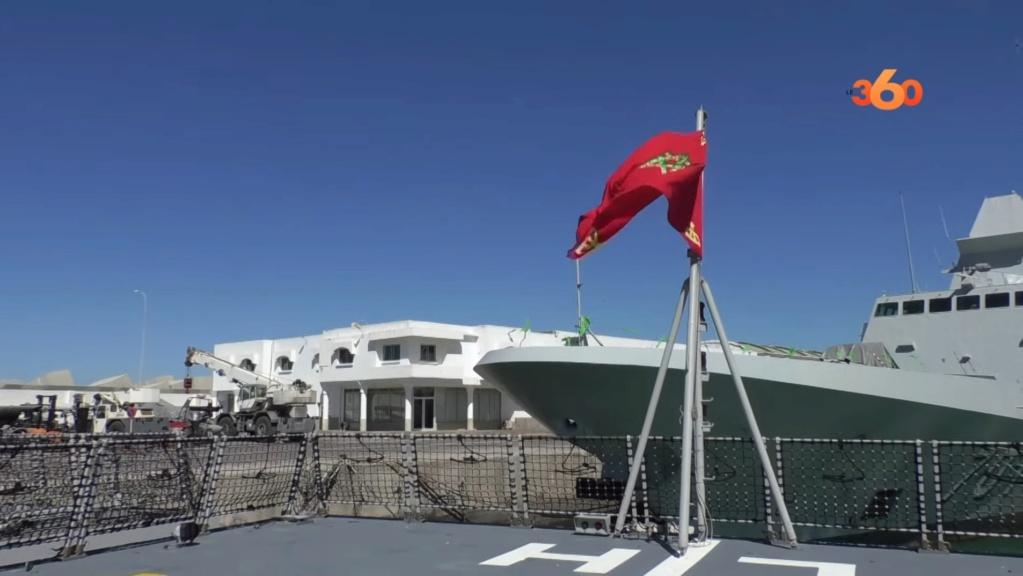 Royal Moroccan Navy FREMM Frigate / FREMM Marocaine - Mohammed VI - Page 13 20200399