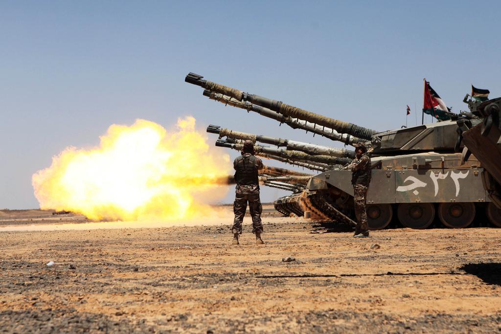Armée Jordanienne/Jordanian Armed Forces - Page 21 2lnbhn10