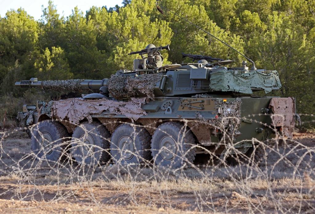 Armée Espagnole/Fuerzas Armadas Españolas - Page 7 49089212
