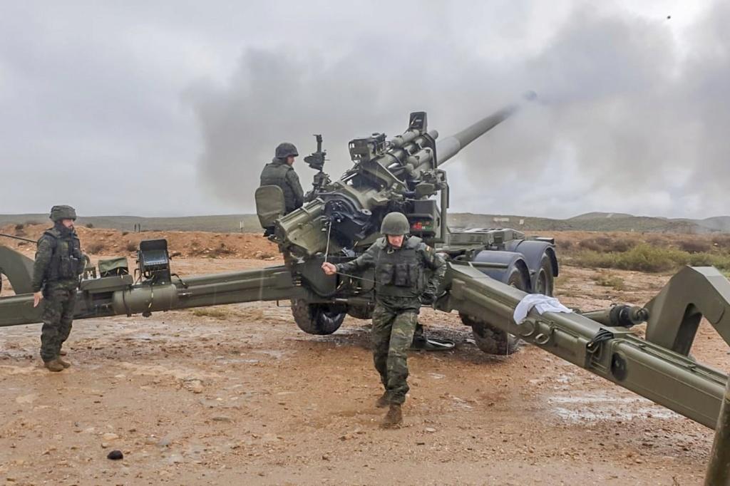 Armée Espagnole/Fuerzas Armadas Españolas - Page 8 49388210