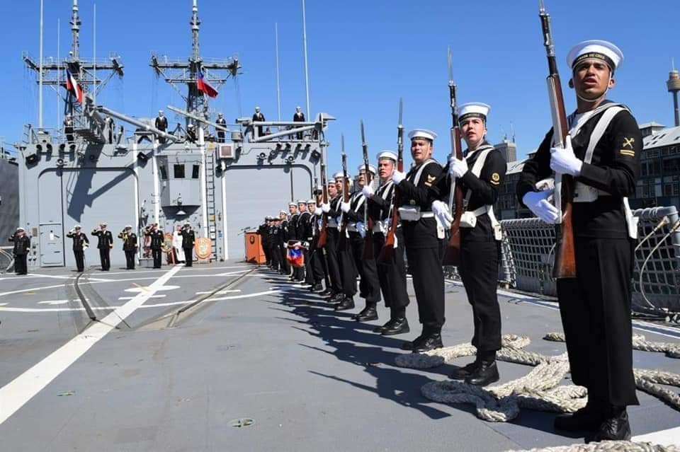 Armée Chilienne / Chile's armed forces / Fuerzas Armadas de Chile - Page 15 79673510