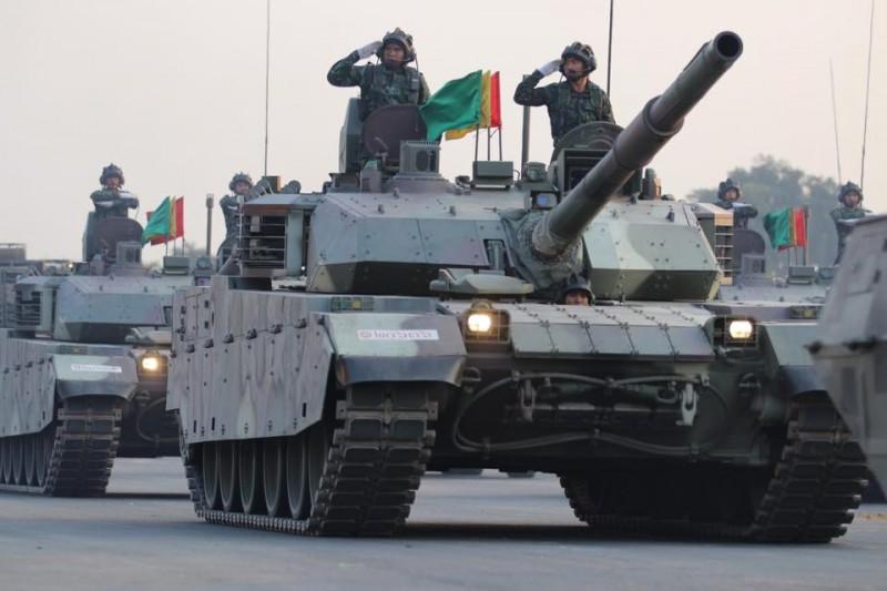 Armée Thailandaise/Royal Thai Armed Forces - Page 18 82021510
