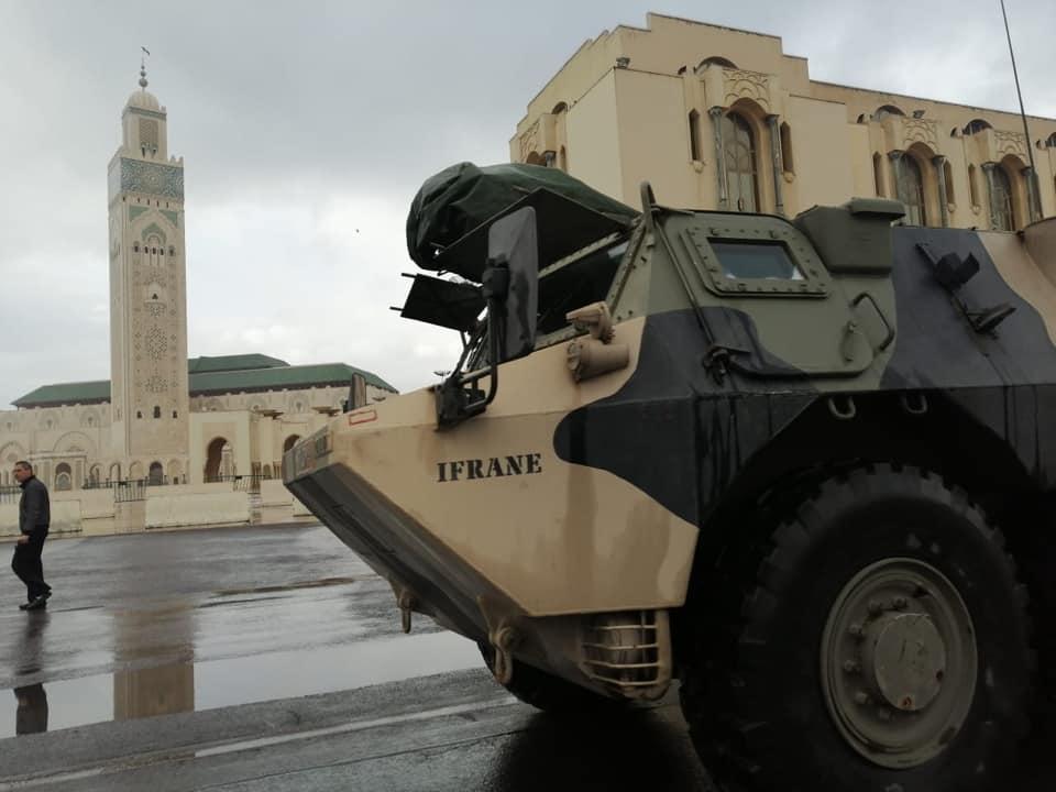 Renault VAB VTT et VCI des Forces Armées Royales 90376810