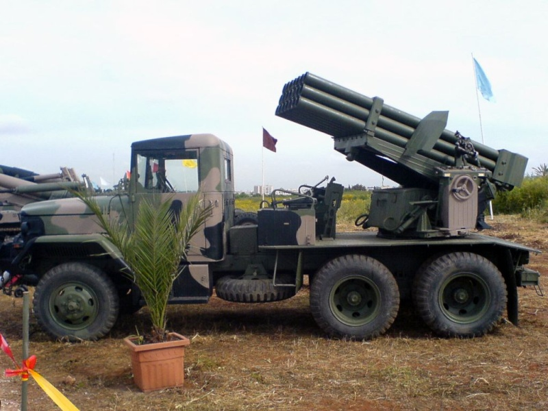 L'Artillerie Royale Marocaine / Royal Moroccan Artillery - Page 2 Bm-2110