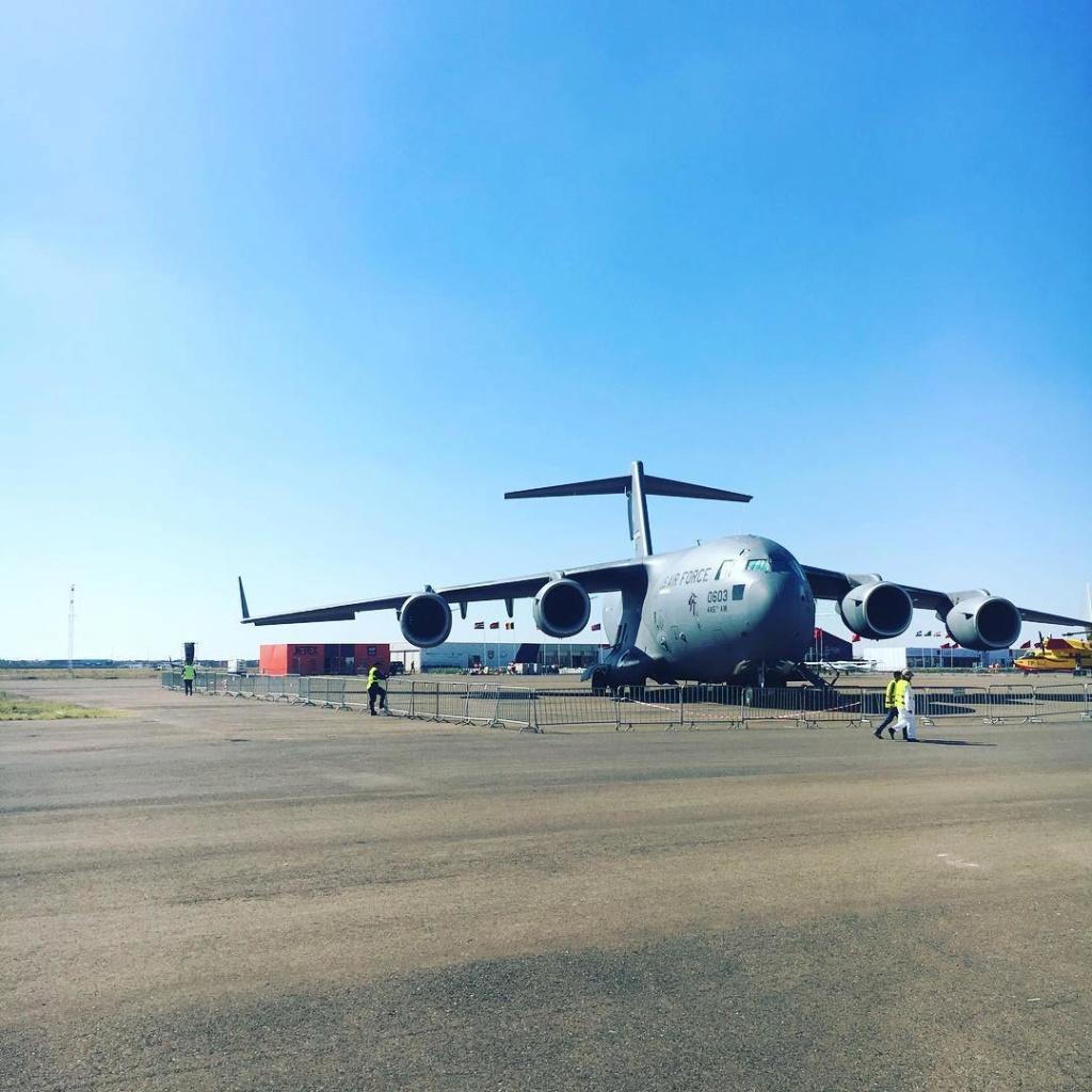 Marrakech Air Show 2018 - Photos et vidéos des participants étrangers D13edd10