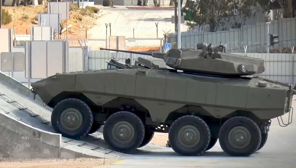 Armored Combat vehicules APC/IFV (blindés..) - Page 4 Eitan110