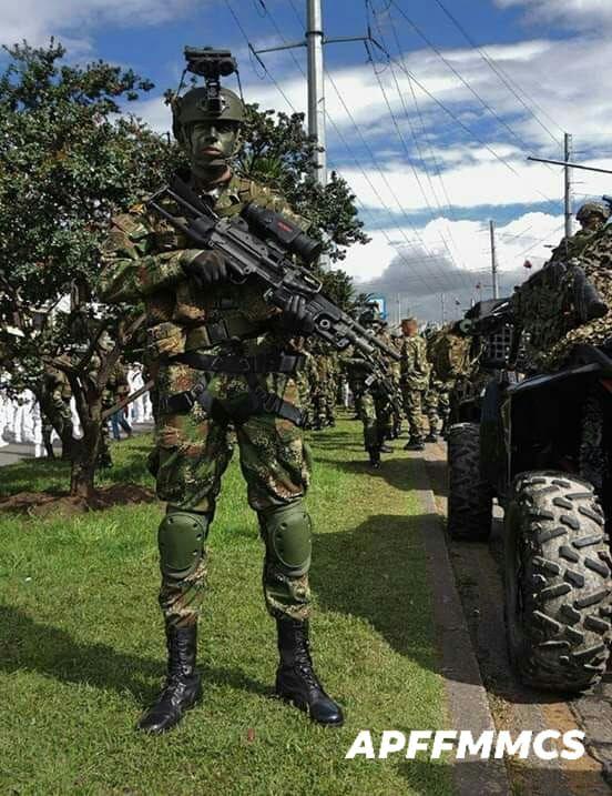 Armée Colombienne / Military Forces of Colombia / Fuerzas Militares de Colombia - Page 14 Ejc-ar10