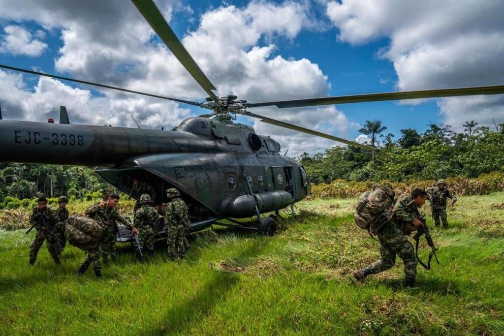 Armée Colombienne / Military Forces of Colombia / Fuerzas Militares de Colombia - Page 14 Ejc-ce10