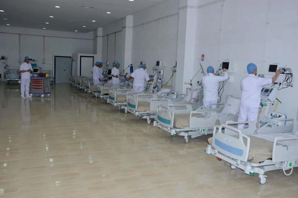 Hôpitaux de Campagne des FAR / Moroccan Field Hospitals - Page 4 Fb_im187