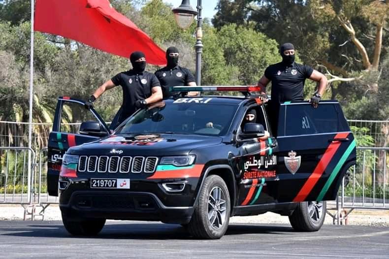 Moroccan Special Forces/Forces spéciales marocaines  :Videos et Photos : BCIJ, Gendarmerie Royale ,  - Page 16 Fb_img65