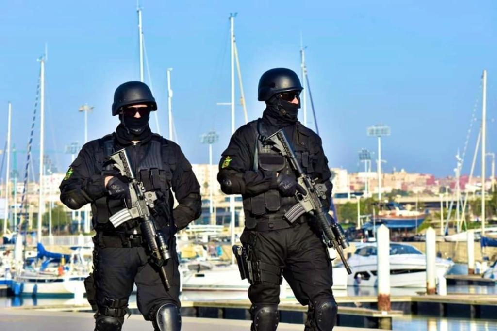Moroccan Special Forces/Forces spéciales marocaines  :Videos et Photos : BCIJ, Gendarmerie Royale ,  - Page 16 Fb_img82