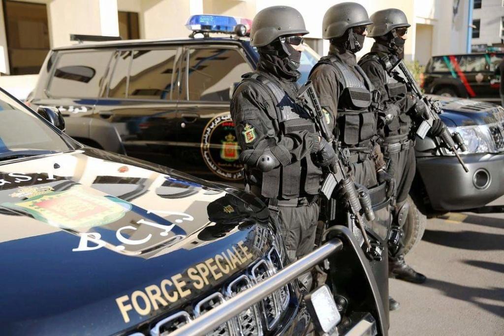 Moroccan Special Forces/Forces spéciales marocaines  :Videos et Photos : BCIJ, Gendarmerie Royale ,  - Page 16 Fb_img83