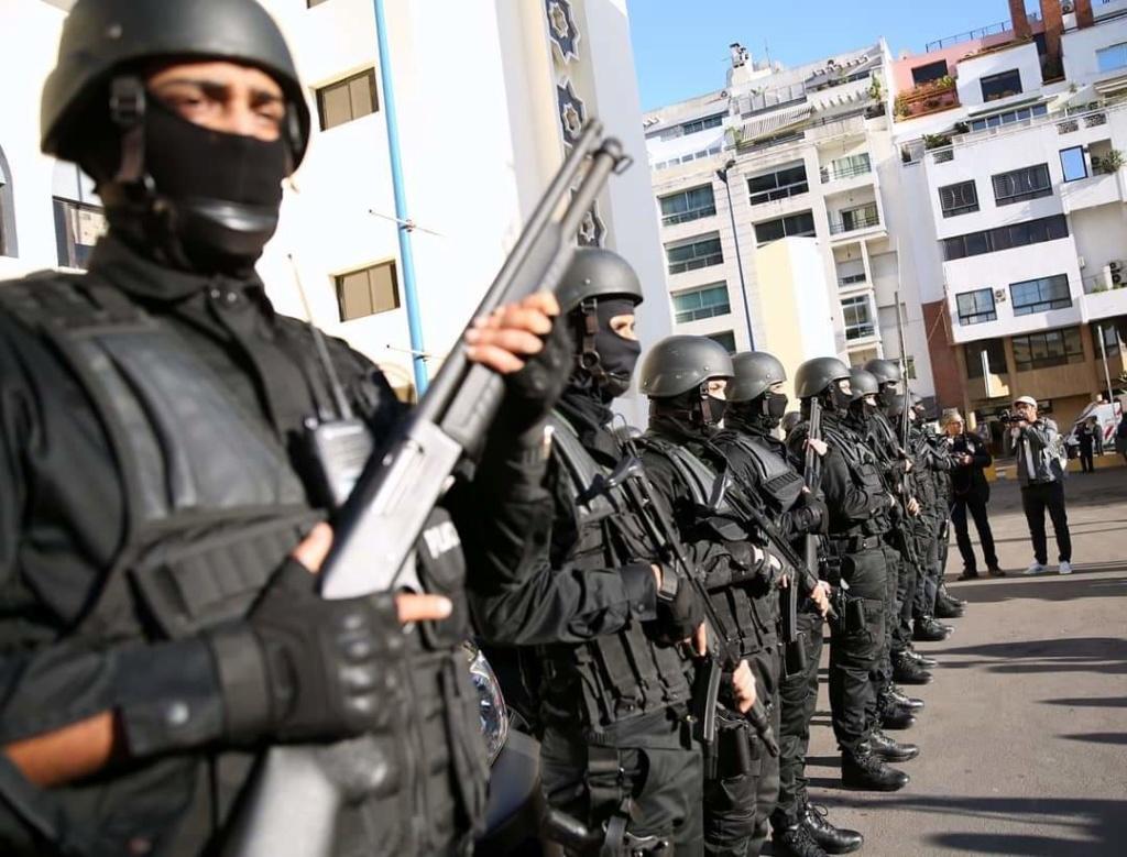 Moroccan Special Forces/Forces spéciales marocaines  :Videos et Photos : BCIJ, Gendarmerie Royale ,  - Page 16 Fb_img86