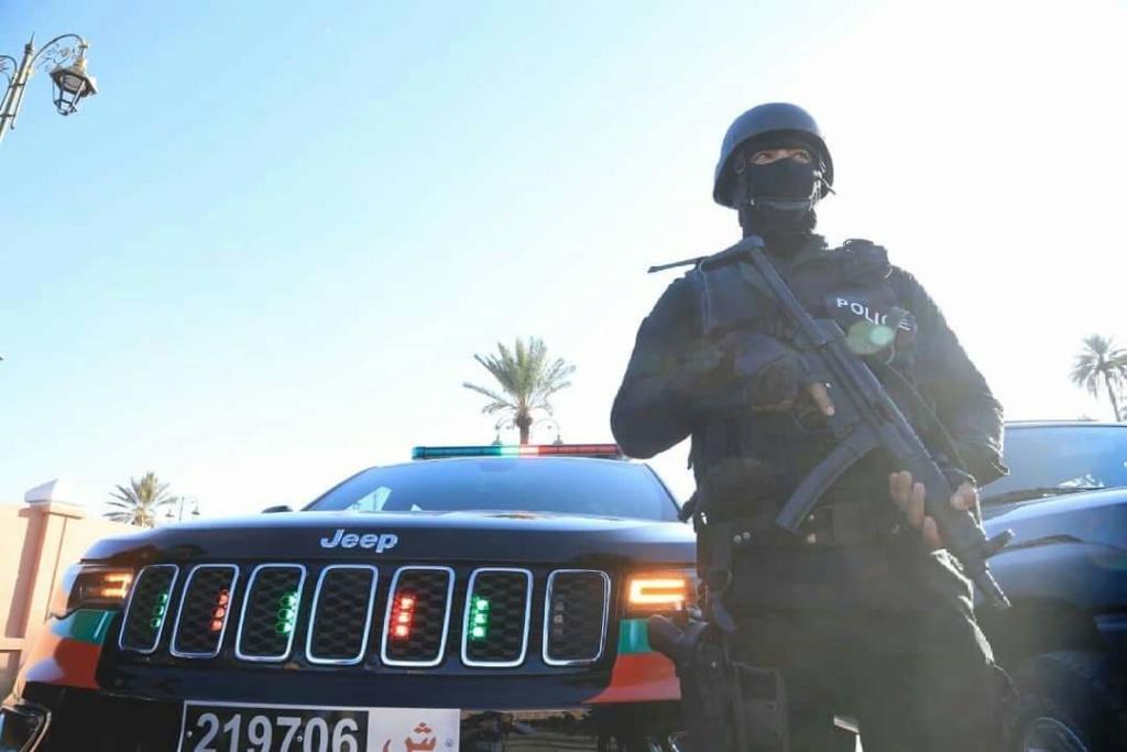 Moroccan Special Forces/Forces spéciales marocaines  :Videos et Photos : BCIJ, Gendarmerie Royale ,  - Page 16 Fb_img88