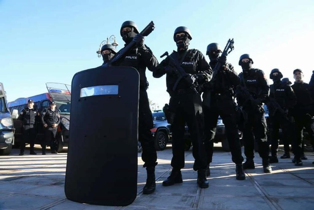 Moroccan Special Forces/Forces spéciales marocaines  :Videos et Photos : BCIJ, Gendarmerie Royale ,  - Page 16 Fb_img90