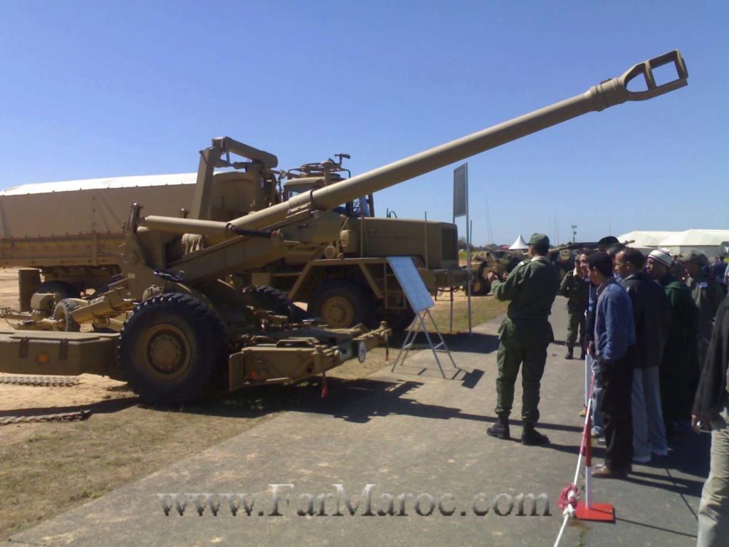 L'Artillerie Royale Marocaine / Royal Moroccan Artillery - Page 2 Fh7010