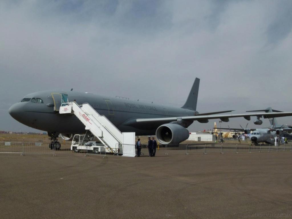 Marrakech Air Show 2018 - Photos et vidéos des participants étrangers Gal-9013