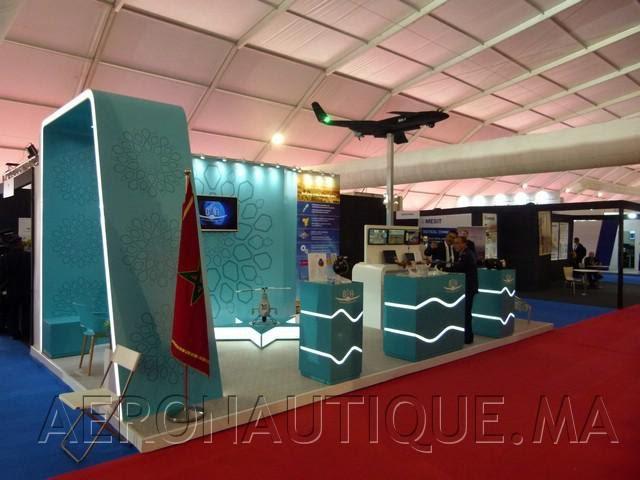 Marrakech Air Show 2018 - Aeroexpo 2018 - Page 3 Gal-9016