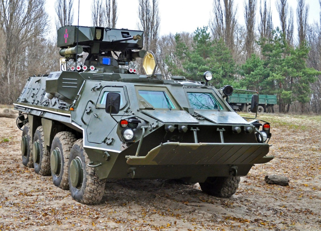 Ukrainian Armed Forces / Zbroyni Syly Ukrayiny - Page 18 Id443510