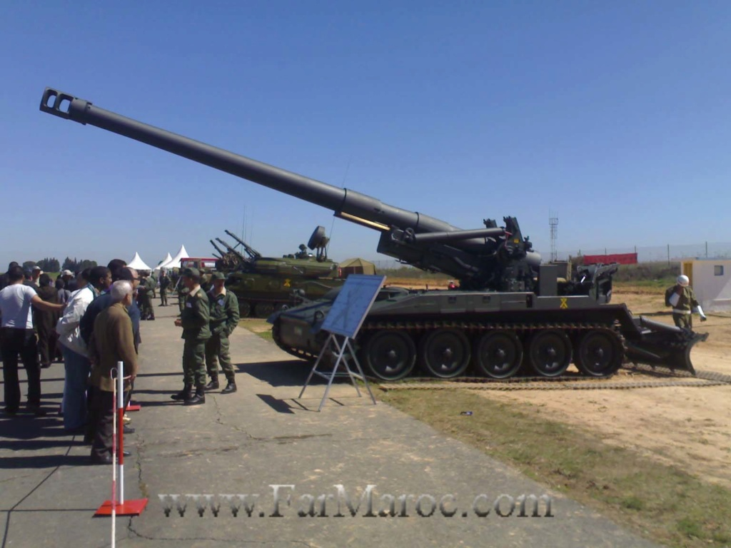 L'Artillerie Royale Marocaine / Royal Moroccan Artillery - Page 2 M110a210
