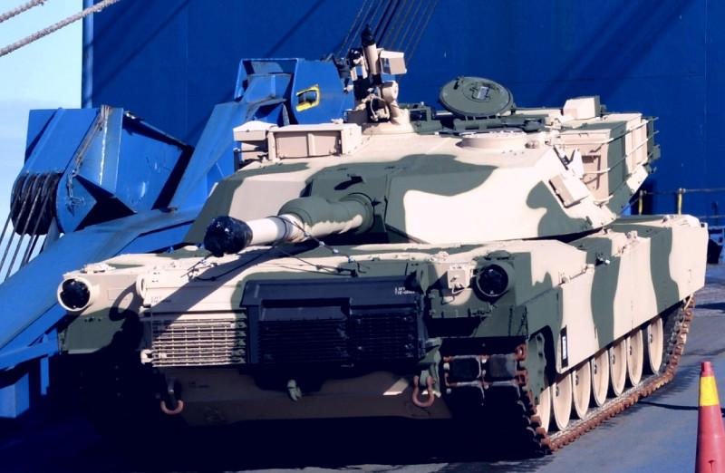 Photos - Chars de Combat / MBTs - Page 3 M1abra10