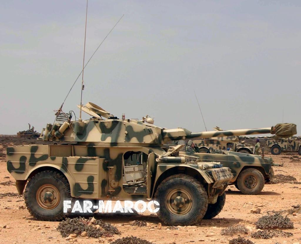 Panhrad AML-90 et Eland-90 Mk6 Photo113
