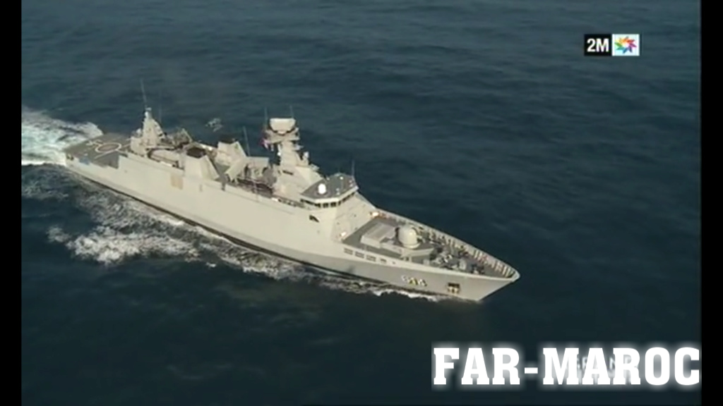 Royal Moroccan Navy Sigma class frigates / Frégates marocaines multimissions Sigma - Page 24 Photo_22