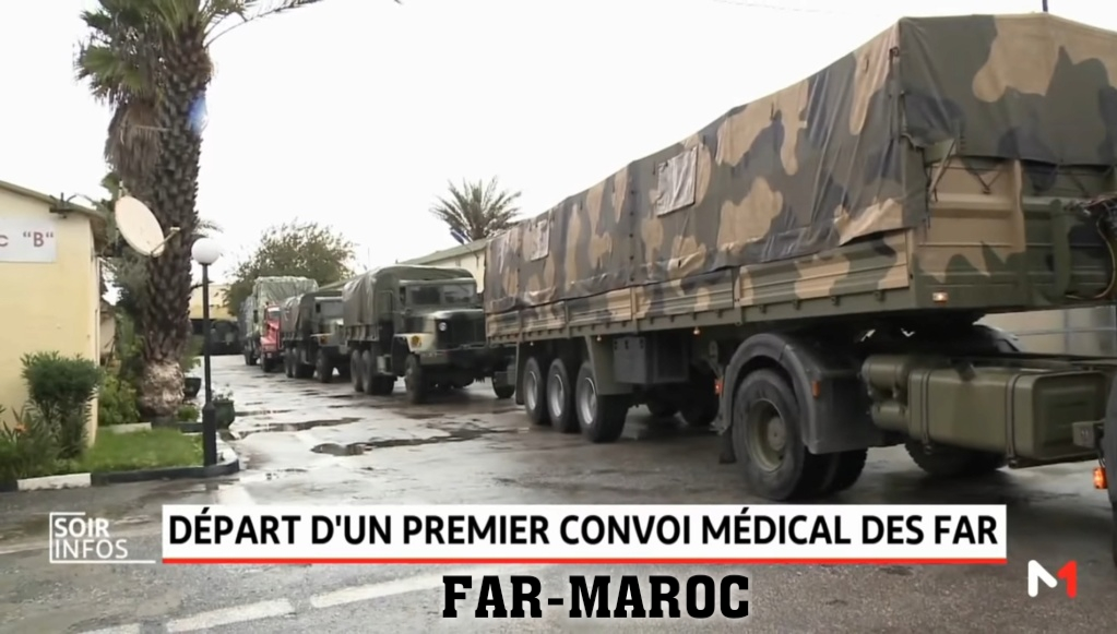 La Logistique des FAR / Moroccan Army Logistics - Page 11 Photo_30