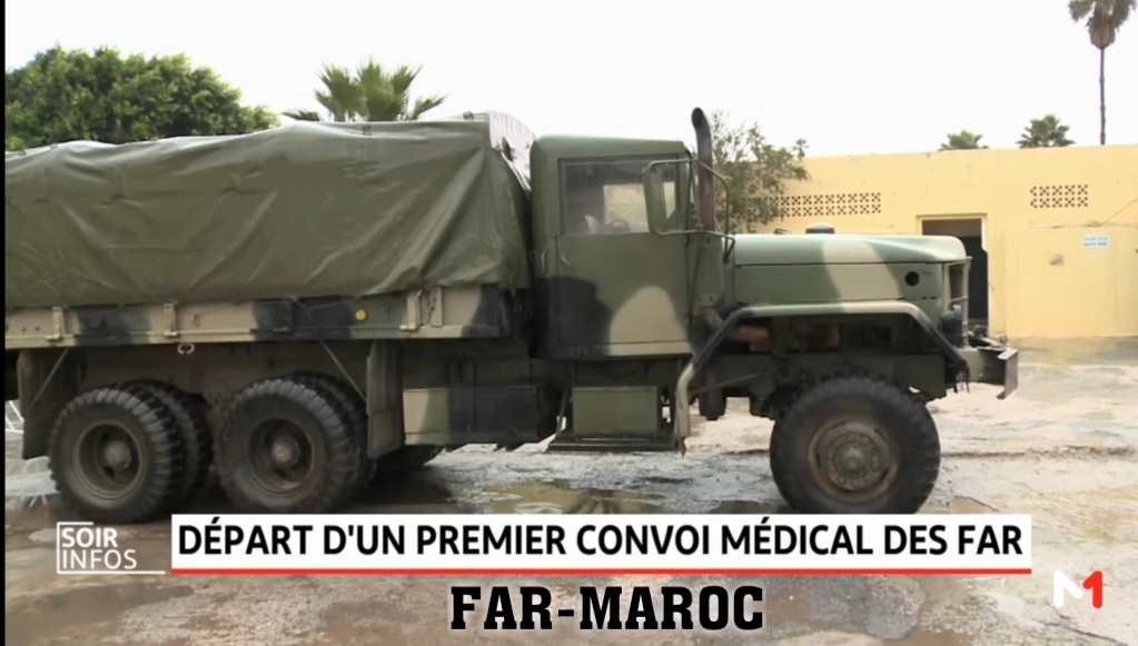 La Logistique des FAR / Moroccan Army Logistics - Page 11 Photo_32