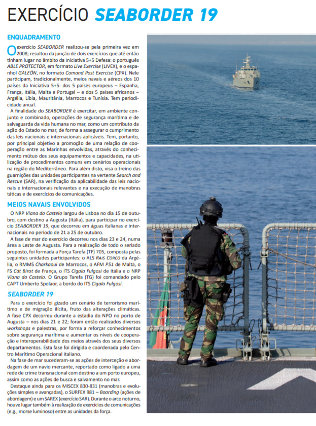 Exercice Sea Border 2019 Sb110