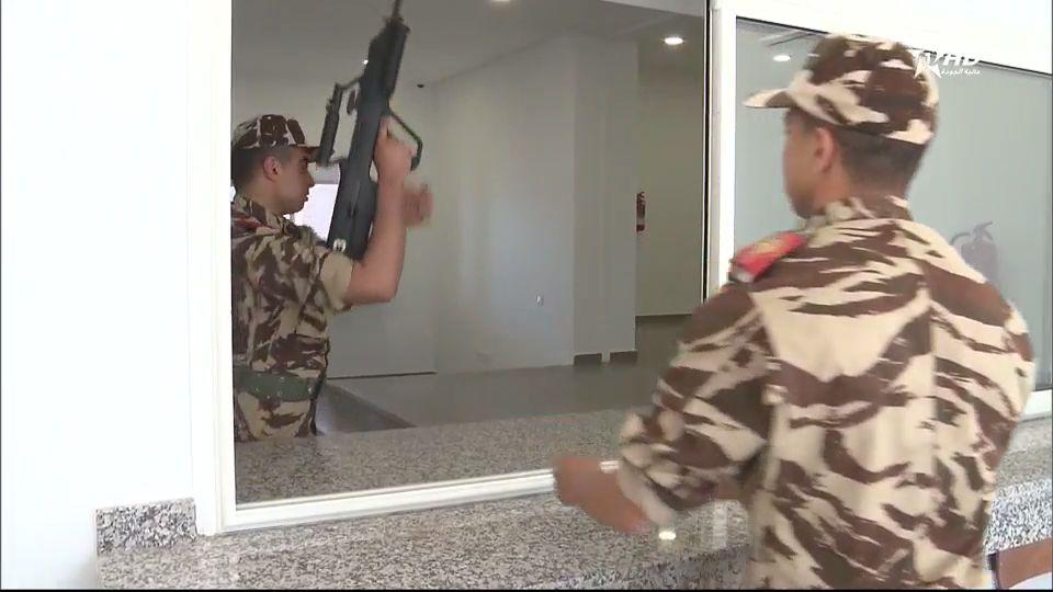 Armes d'Infanterie chez les FAR / Moroccan Small Arms Inventory - Page 8 Videoc22