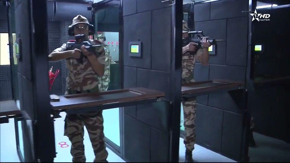 Armes d'Infanterie chez les FAR / Moroccan Small Arms Inventory - Page 8 Videoc25