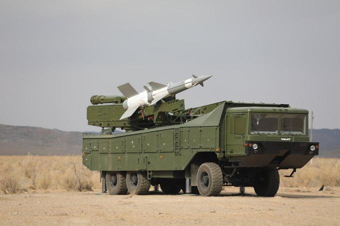 Armée Ouzbek / Uzbekistan's armed forces Vpbzie10