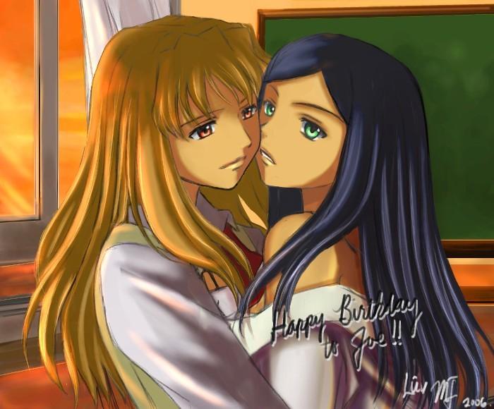 Post Shizuru and Natsuki [ShizNat] fanart, images, EVERYTHING! - Page 16 06050810