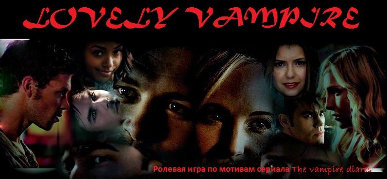 Lovely vampire