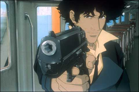 Anime trivia 2. Cowboy10