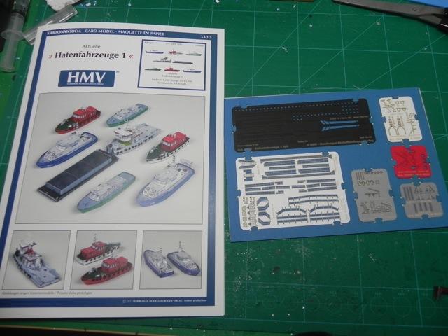 Hafenfahrzeuge 1 von HMV 1:250 Dscn3420