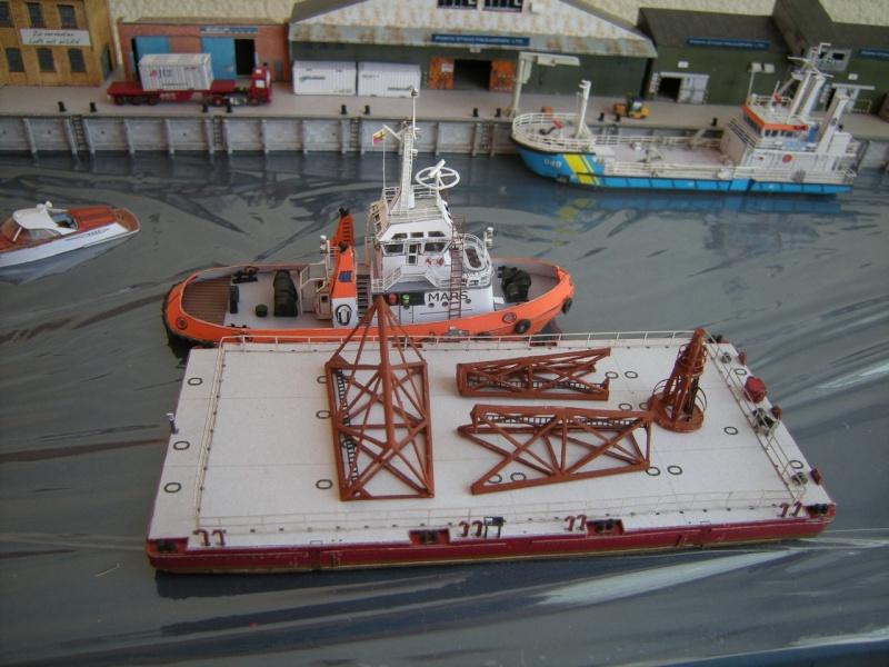 Langzeitprojekt moderner Hafen 1:250 Dscn4613