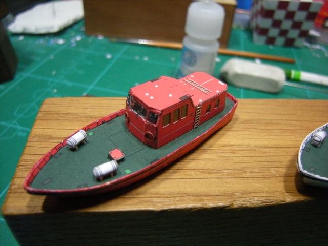 Hafenfahrzeuge 1 von HMV 1:250 Dscn4937