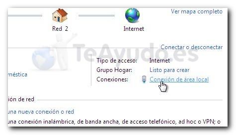 Modificar los servidores DNS de una conexión Cambia12
