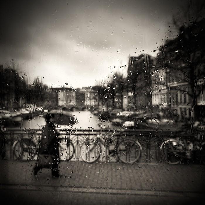 همس المطر
