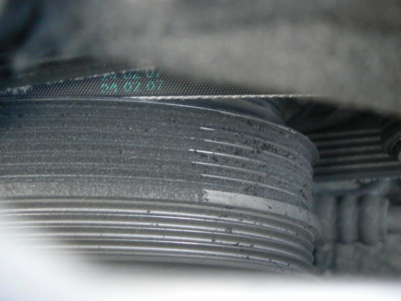 [BMW 320 d E46] Problème de poulie damper P1040312