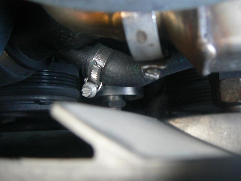 [BMW 320 d E46] Problème de poulie damper P1040410